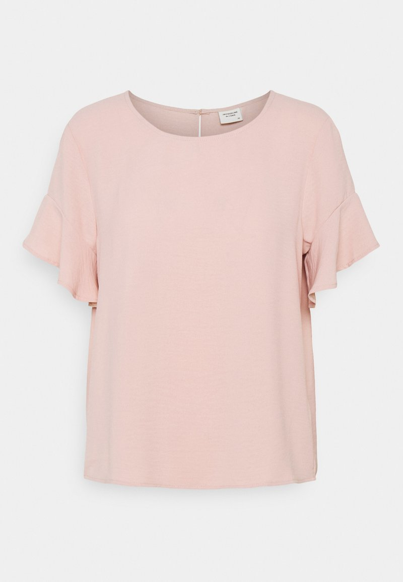 JDY - JDYCHIPA - T-shirts - rose smoke