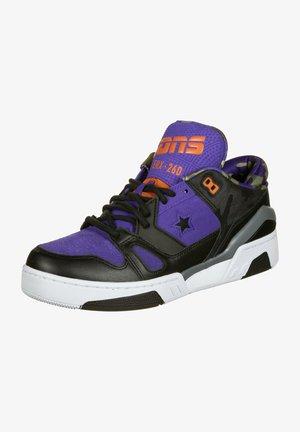 Skateskor - court purple/black/white