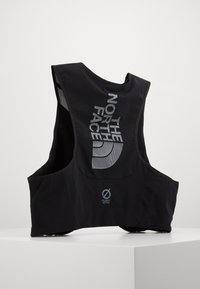The North Face - FLIGHT TRAIL VEST - Turistický ruksak s hydrovakem - black - 3