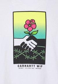 Carhartt WIP - TOGETHER - Print T-shirt - white - 5