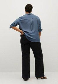 Violeta by Mango - Button-down blouse - blau - 2
