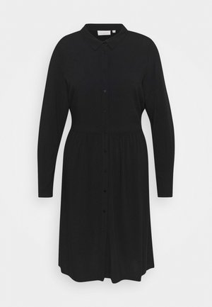CARNEWMARRAKESH - Shirt dress - black