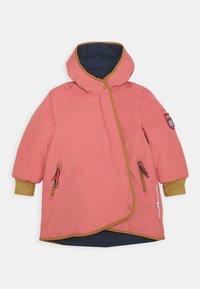 Finkid - LIKKA TUPPI - Hardshell jacket - rose/cinnamon - 0