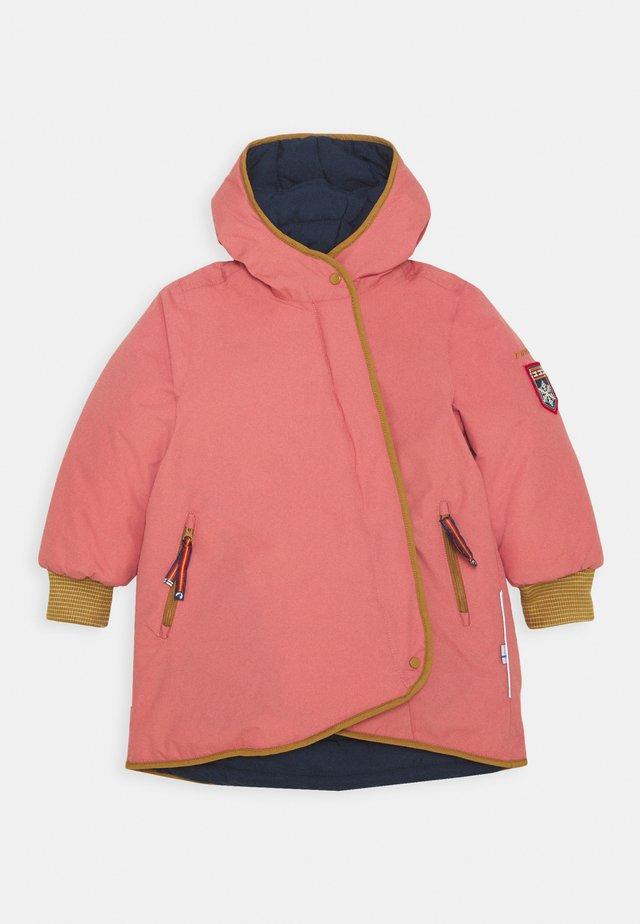 LIKKA TUPPI - Hardshell jacket - rose/cinnamon