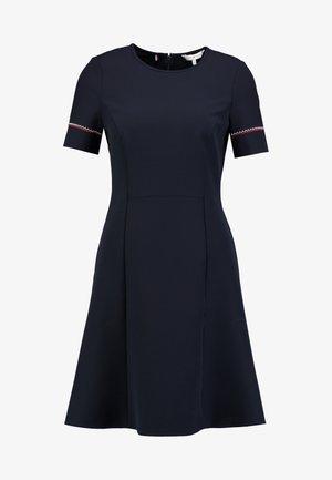 ANGELA DRESS - Day dress - blue