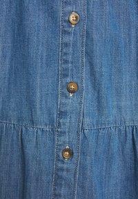 Marks & Spencer London - TIER DRESS - Maxi dress - light blue - 2