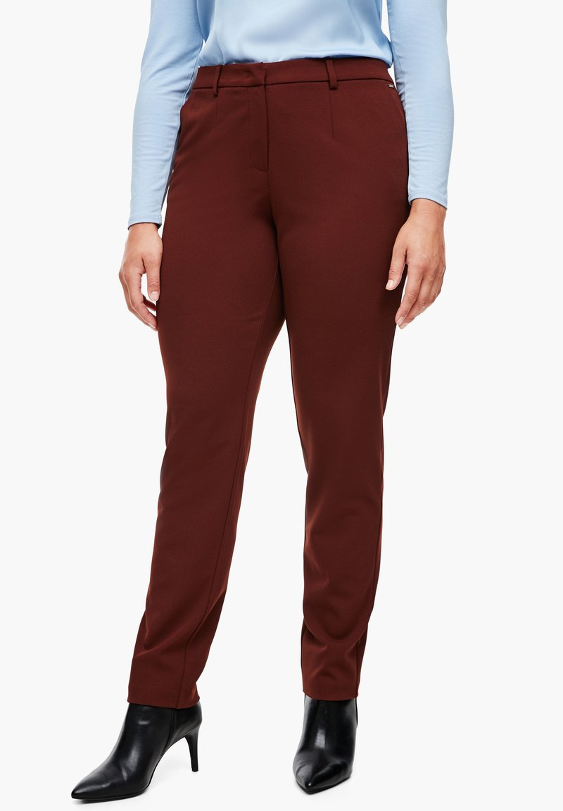 Triangle - Trousers - brown