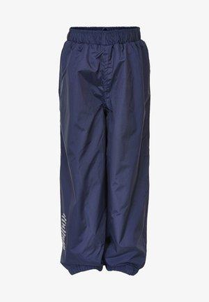 Rain trousers - dark navy