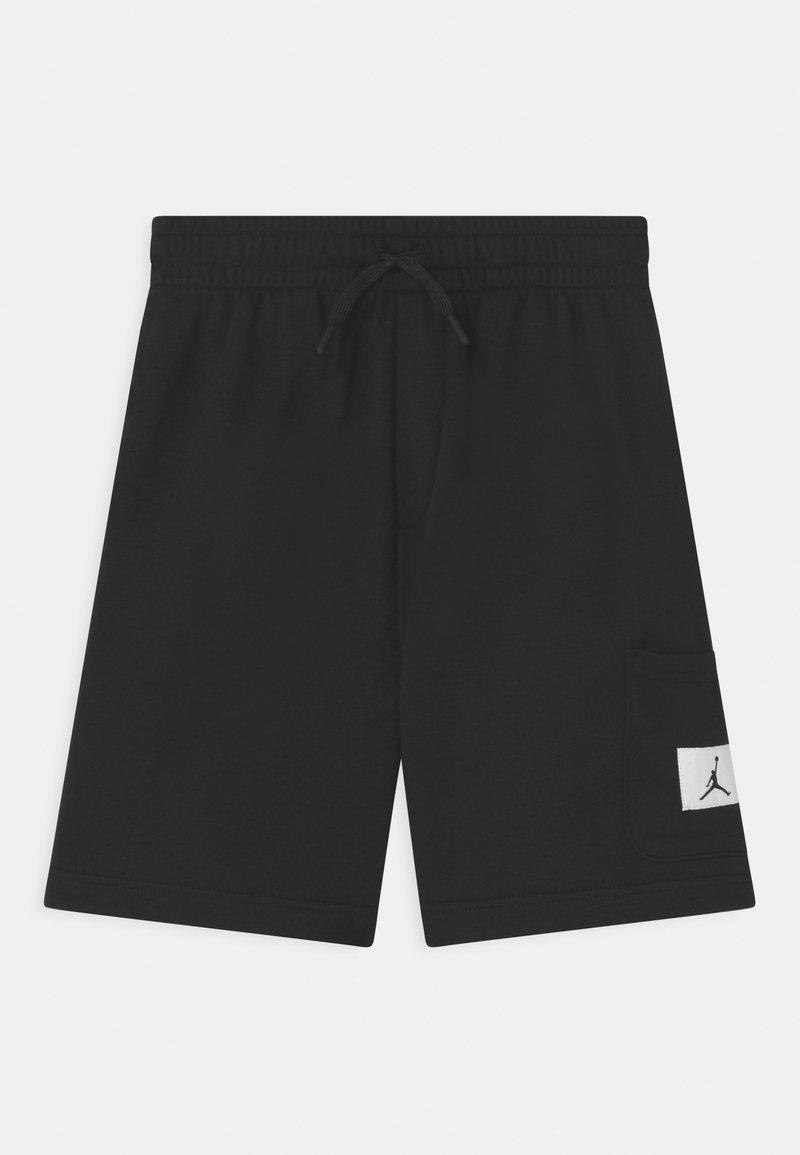 Jordan - JUMPMAN ESSENTIALS  - Pantaloncini sportivi - black