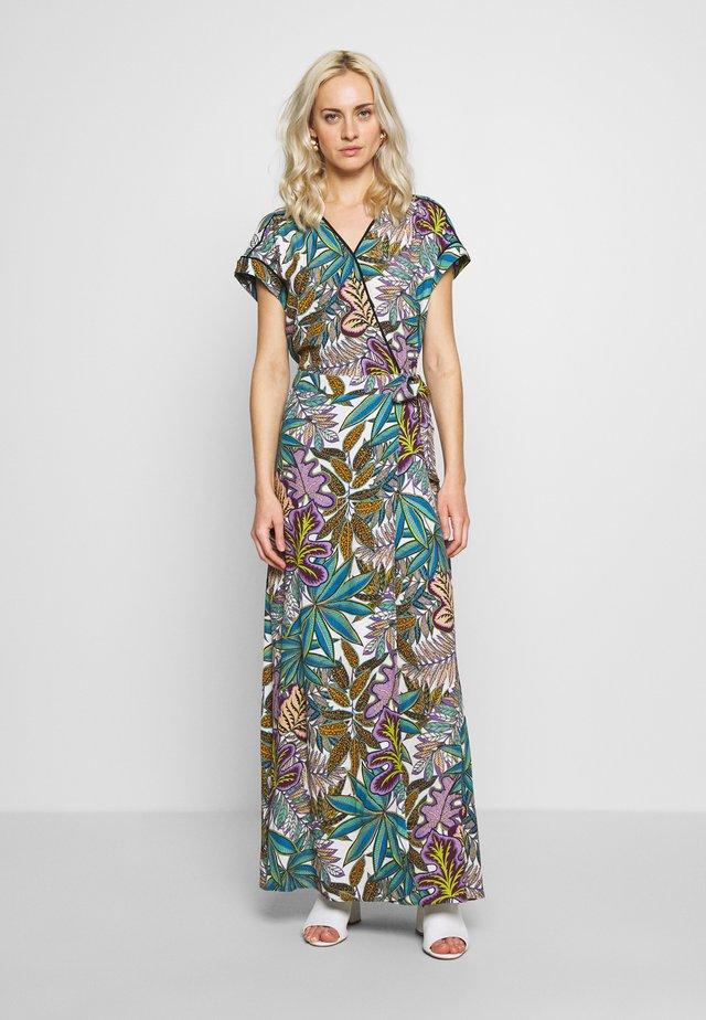 DANA - Długa sukienka - mehrfarbig