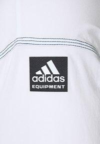 adidas Golf - EQUIPMENT WIND CREW - Top sdlouhým rukávem - white - 2