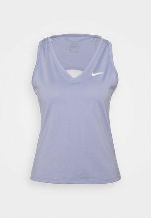 TANK - T-shirt de sport - indigo haze/white