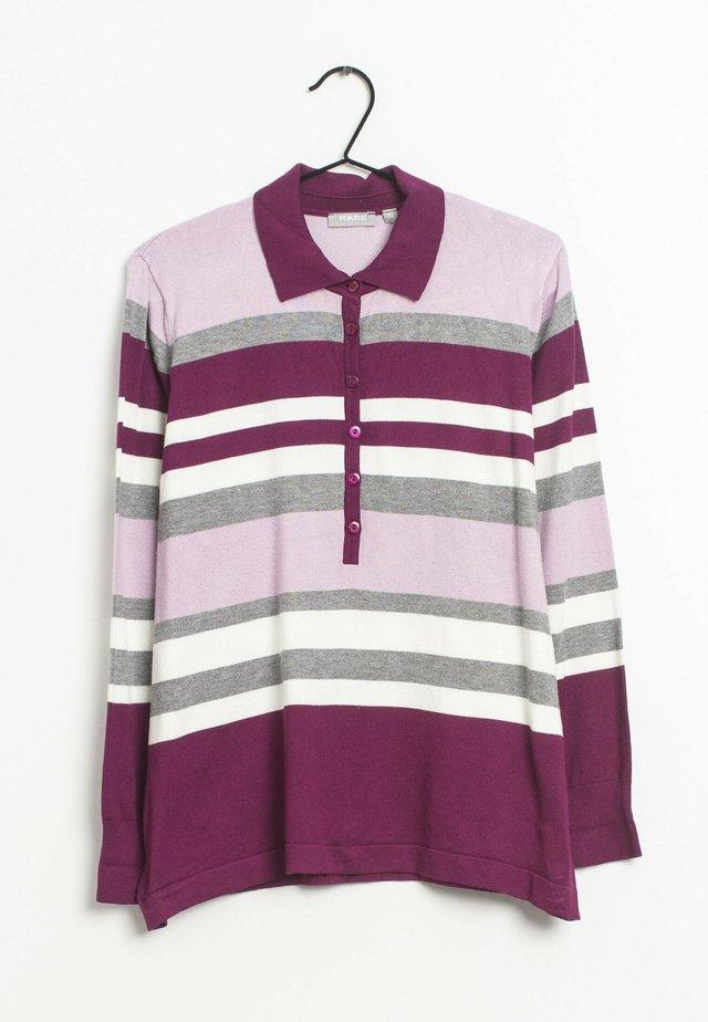 Poloshirt - purple