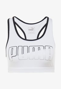 puma white/puma black/metallic silver puma