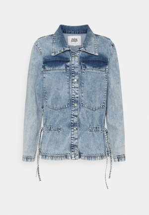 DELIZ JACKET - Denim jacket - blue stone