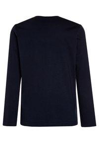 Benetton - Pitkähihainen paita - dark blue - 1