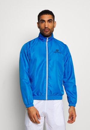 CARSON  - Training jacket - campanula/navy