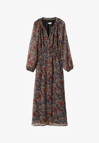 Mango - ROBE  - Maxi dress - noir - 3