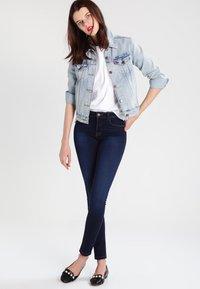 ONLY - ULTIMATE - Jeans Slim Fit - dark blue denim - 1