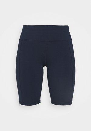 ALL DAY SHORT - Leggings - navy blue