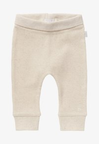 Noppies - BABY COMFORT NAURAL UNISEX - Trousers - off white - 0