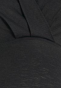 MAMALICIOUS - MLABELLA TESS DRESS - Trikoomekko - black - 2