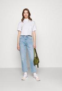 Even&Odd - Basic T-shirt - white - 1