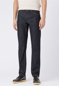 BOSS - MAINE - Straight leg jeans - dark blue - 0