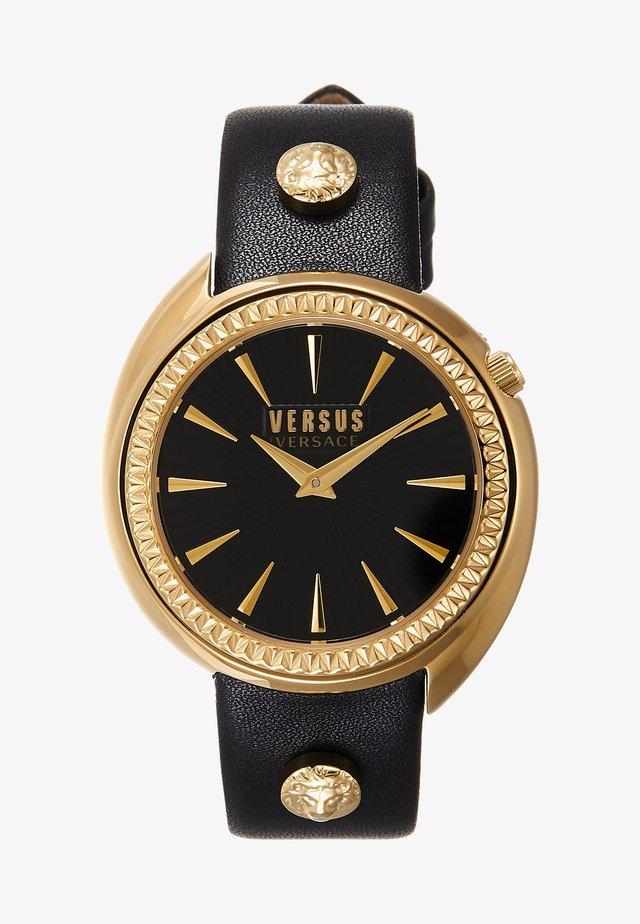 TORTONA - Watch - black