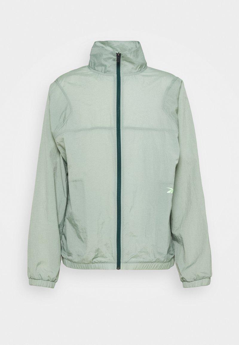 Reebok - OLLIE TRACK JACKET - Training jacket - green