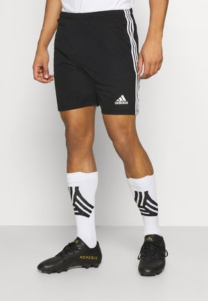 SQUADRA 21 - Sports shorts - black/white