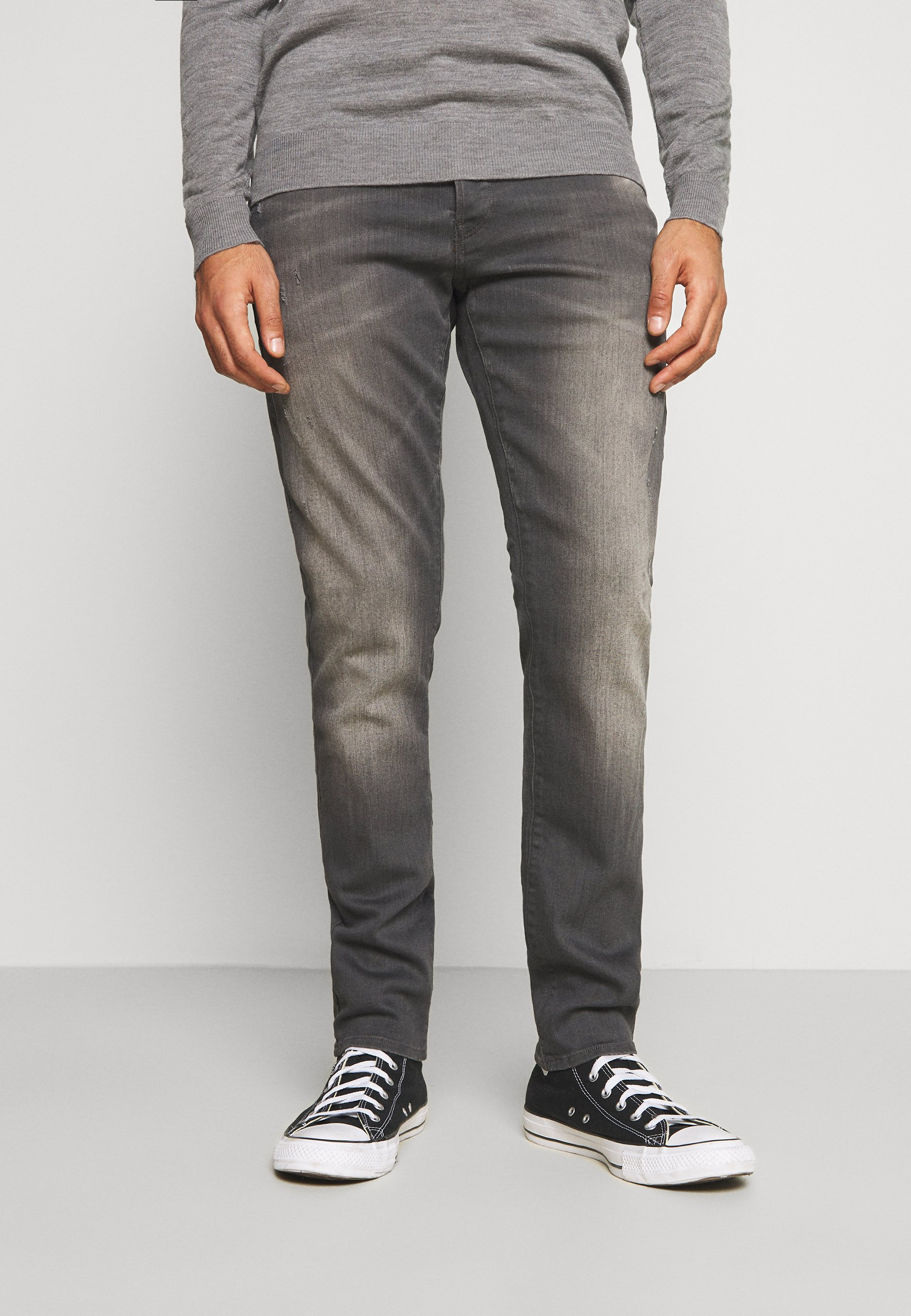 Homme 3301 STRAIGHT TAPERED - Jean droit