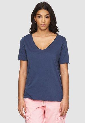 NIVIA - Basic T-shirt - new navy