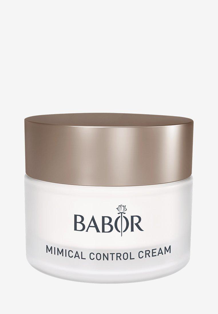 BABOR - MIMICAL CONTROL CREAM - Face cream - -