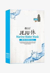 SNP JEJU REST MARINE WATER MASK 10 PACK - Face mask - -