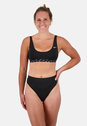 ESSENTIAL - Bikini bottoms - black