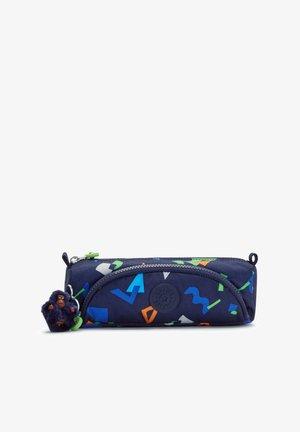CUTE - Pencil case - geo mix dark