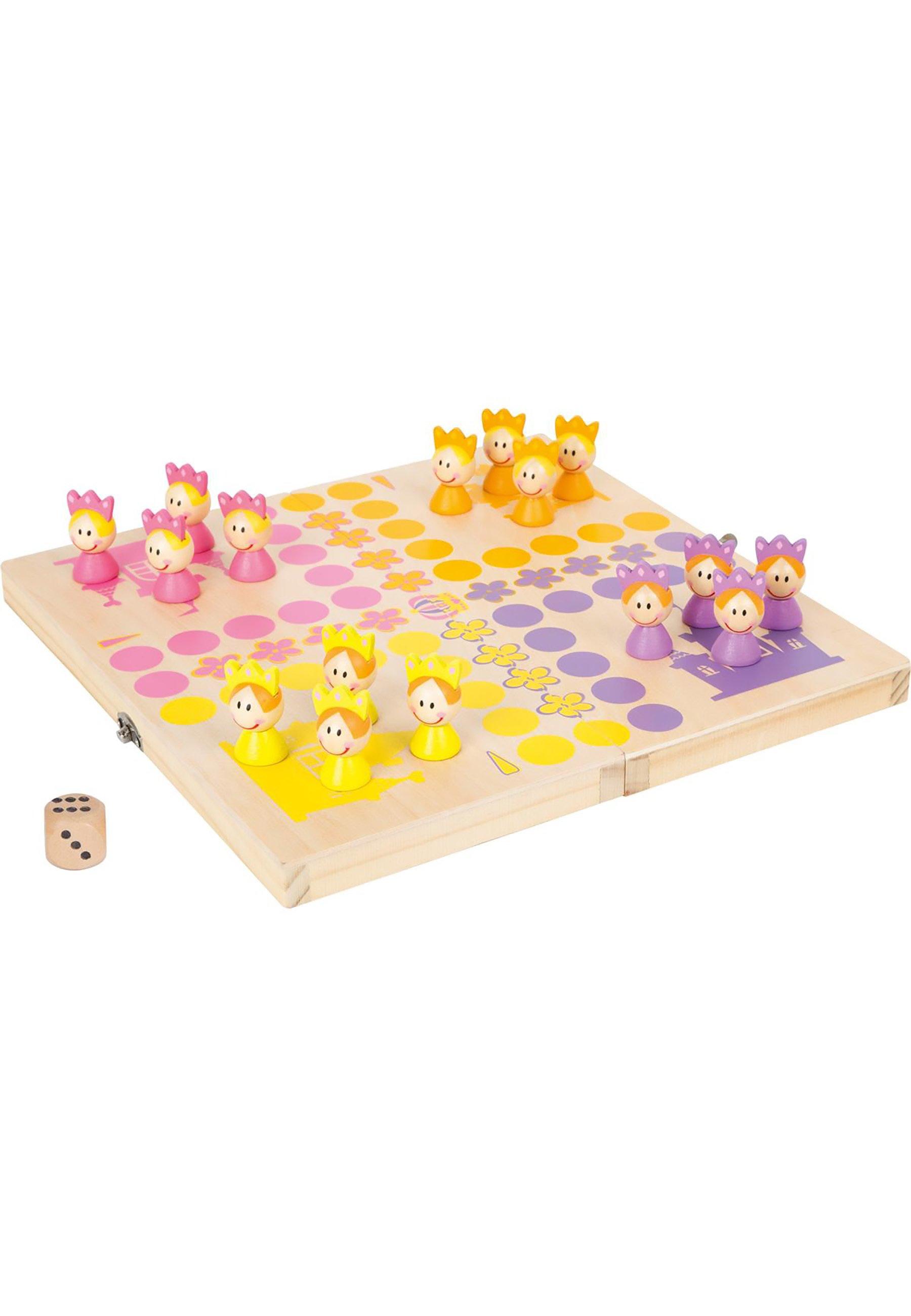 Kinder LUDO PRINZESSINNEN - Brettspiel