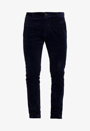 PANTS - Kalhoty - dark navy