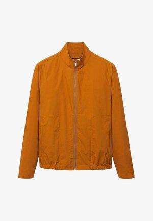 Kevyt takki - orange
