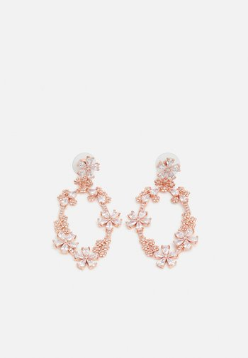 THOAN - Earrings - rose gold-coloured