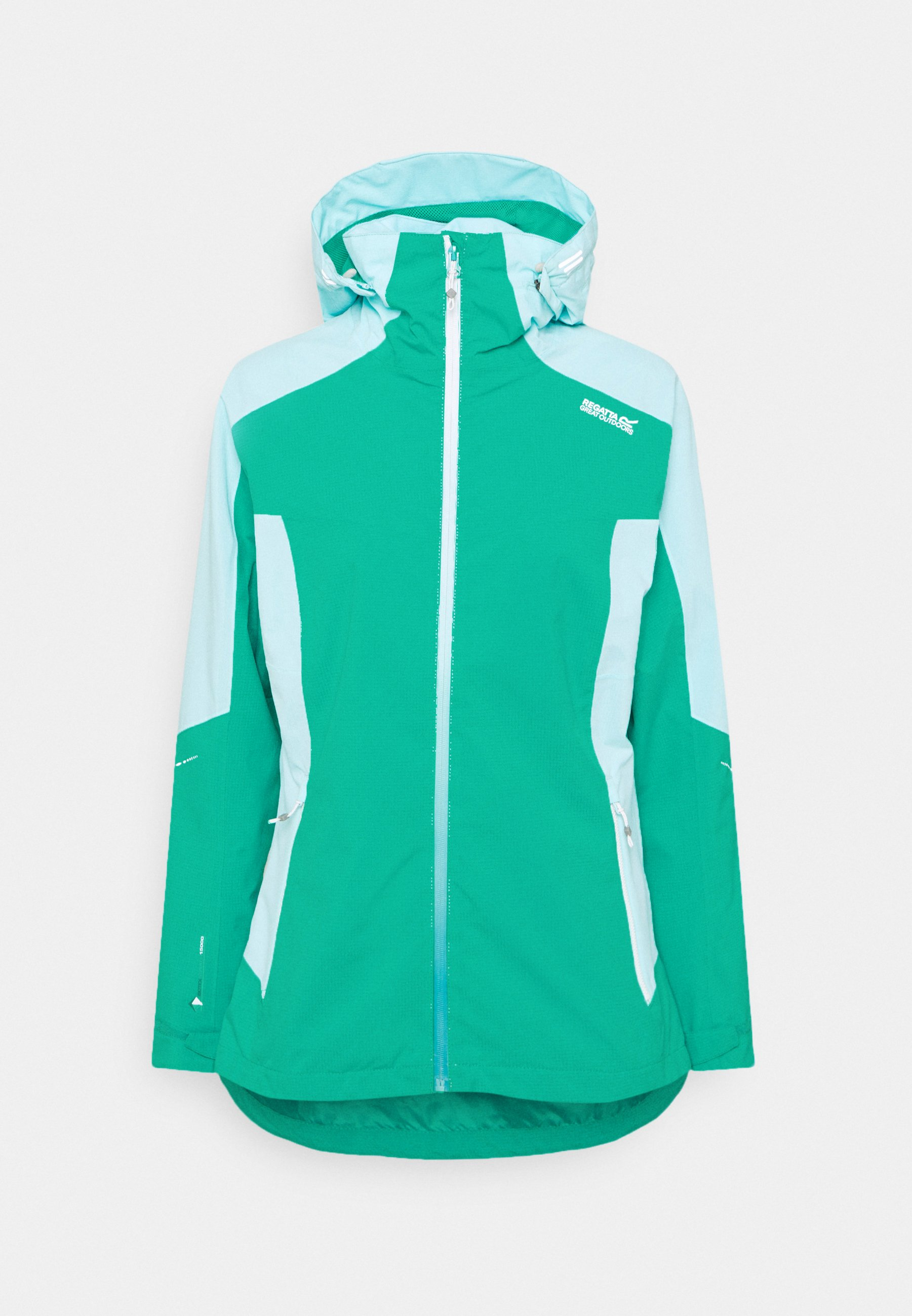 Women OKLAHOMA VI - Hardshell jacket