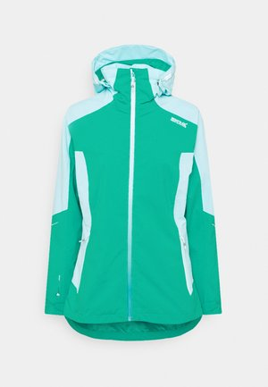 OKLAHOMA VI - Hardshellová bunda - turquoise