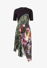 Desigual - TAIPEI - Day dress - black - 5