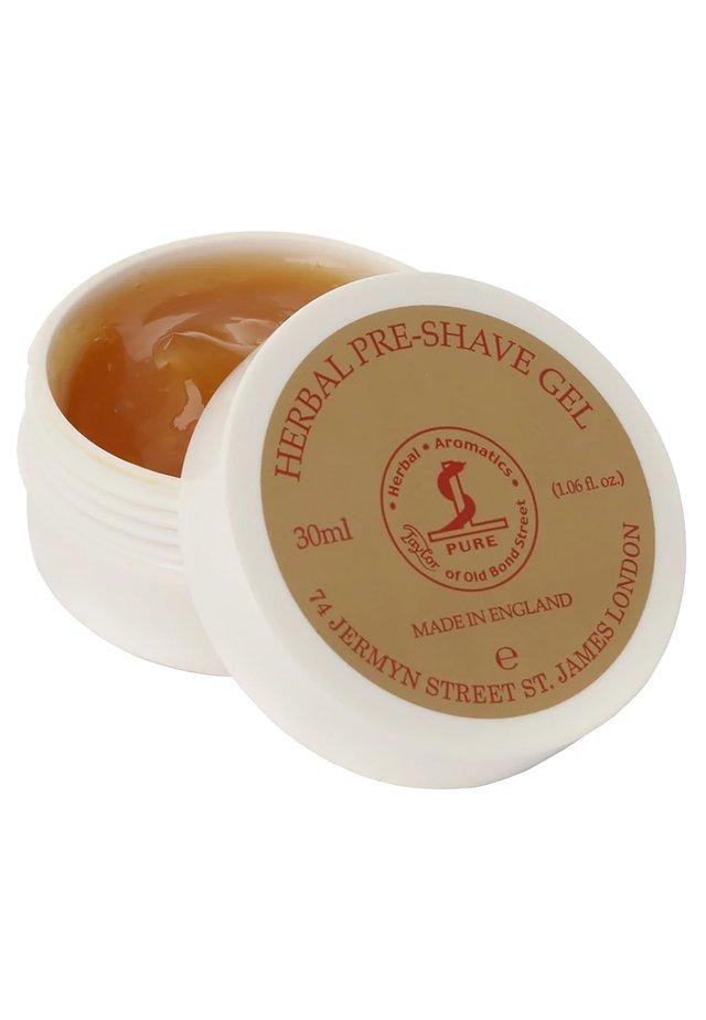 TAYLOR OF OLD BOND STREET HERBAL PRE-SHAVE GEL - Shaving gel - weiß