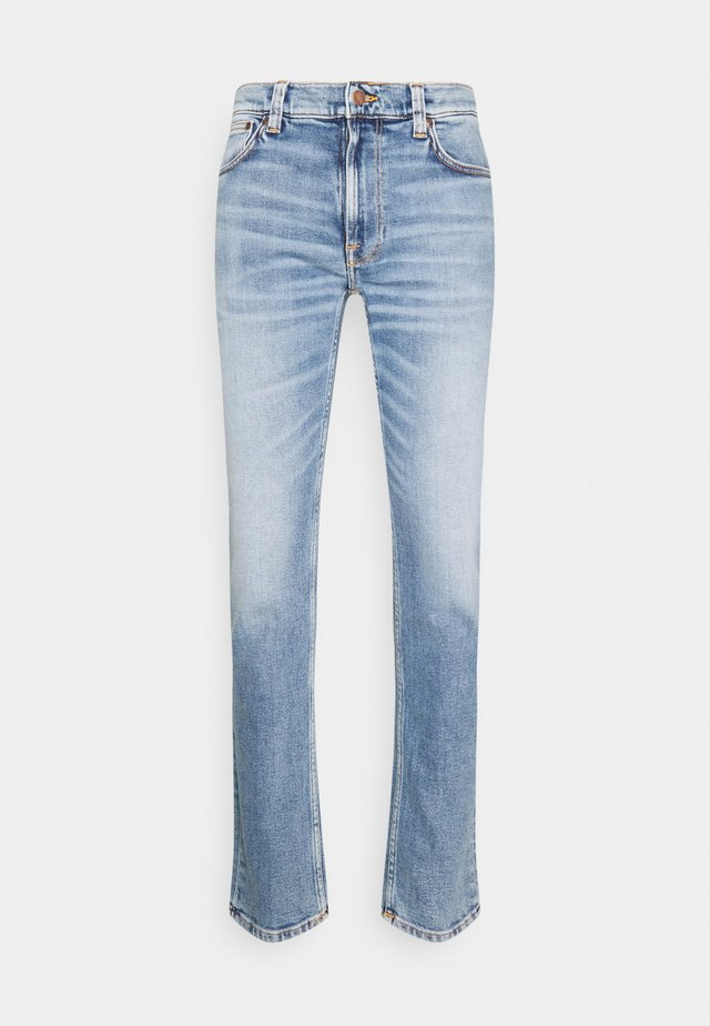 LEAN DEAN - Slim fit jeans - indigo hub
