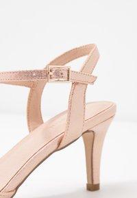 Menbur - Sandals - even rose - 2