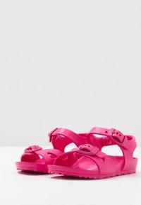 Birkenstock - RIO - Sandals - beetroot purple - 3