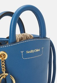 See by Chloé - CECILIA SMALL TOTE - Kabelka - moonlight blue - 5
