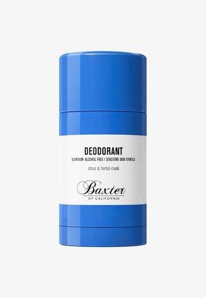 DEODORANT - Deodorant - clear blue